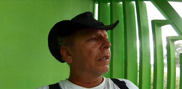 Fra Tulum Mexico til Corozal Belize