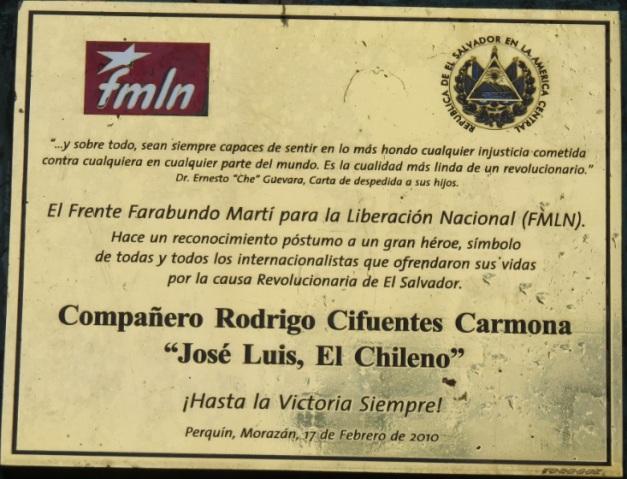 Civil War Museum in Perquin, EL Salvador