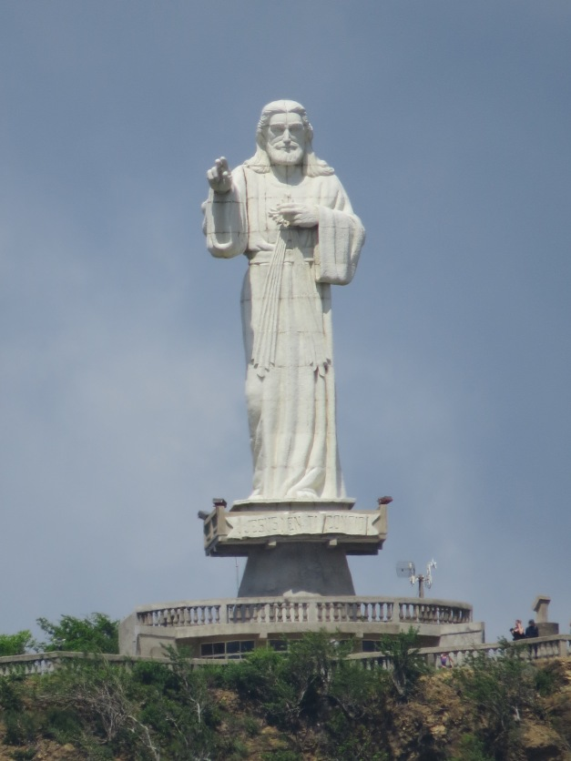 Christ of Mercy Statue, San Juan del Sur