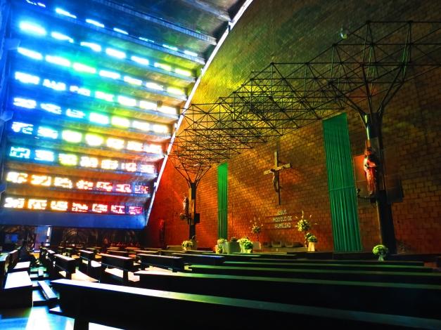 Iglesia El Rosario, El Salvador