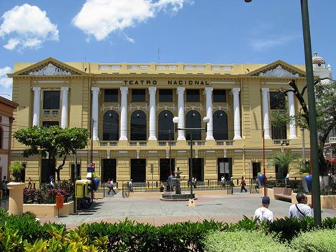 National Theater of El Salvador