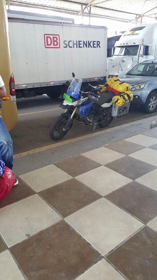 Panama border