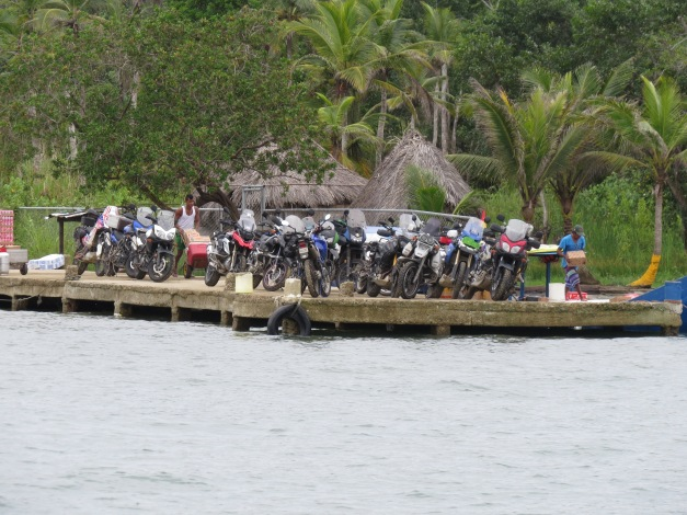 Panama City til San Blas