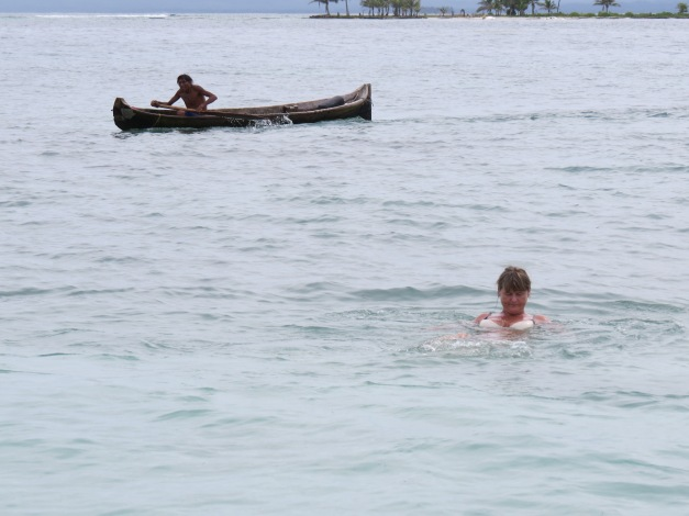 Pomenir, Kuna Islands, San Blas