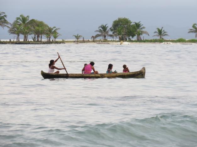 Pomenir, Kuna Islands, San Blas