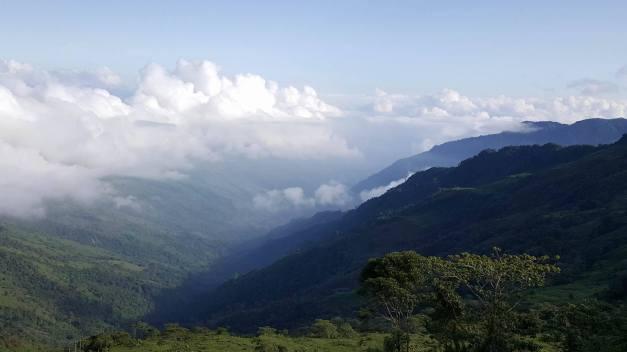 Fra Valdivia til Medellin, Colombia