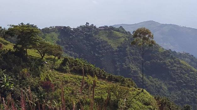 Medellin to La Pintada, Colombia