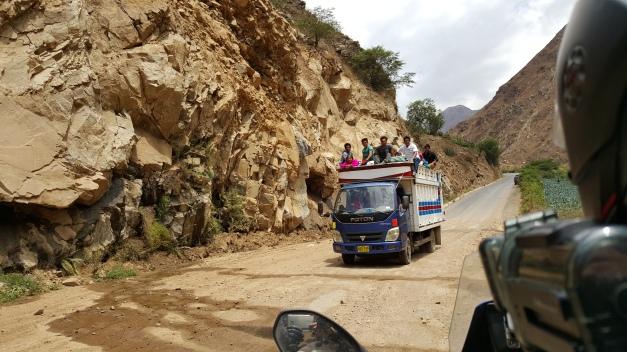 Chimbote – Huaraz