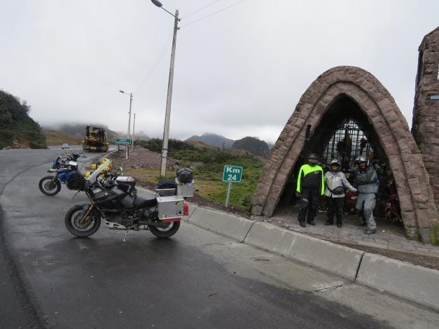 Otavalo - Baeza, Ecuador