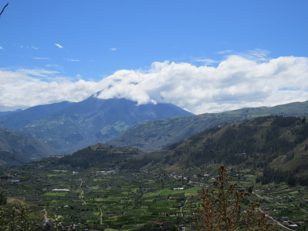Vulkanen Tungurahua
