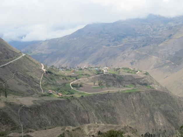 Alausi – Cuenca, Ecuador