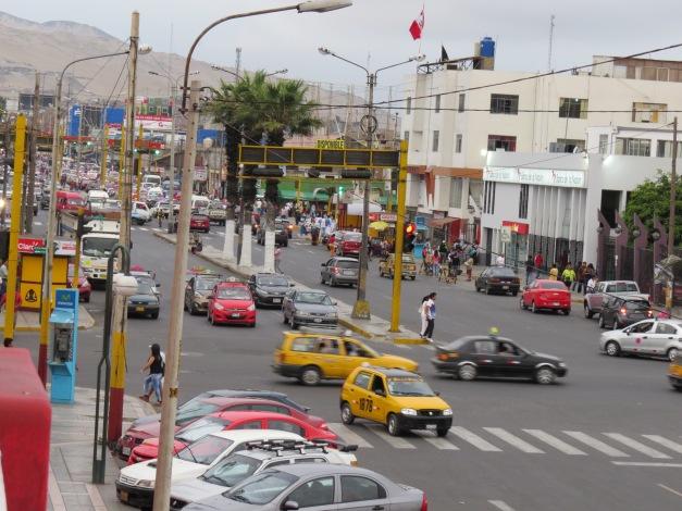 Chimbote, Peru