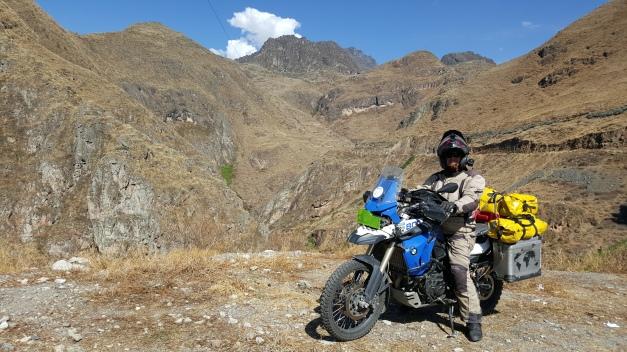 Huaraz – Paramonga, Peru