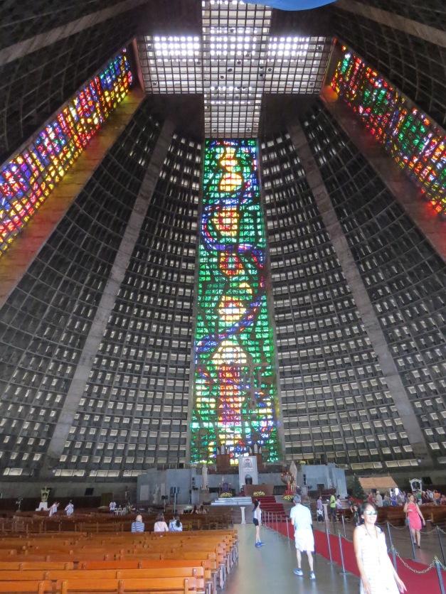 Cathedral of Saint Sebastian of Rio de Janeiro