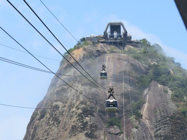 Pão de Açúcar, Sukkertoppen / Sugarloaf Mountain, Rio de Janeiro