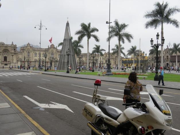 Plaza de Armas / Plaza Mayor