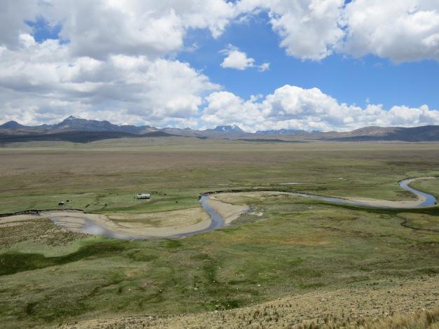 Paramonga til Huaraz, Peru