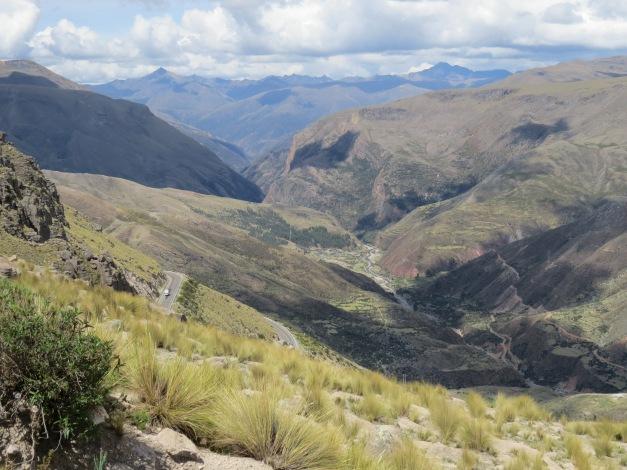 Nasca - Abancay, Peru