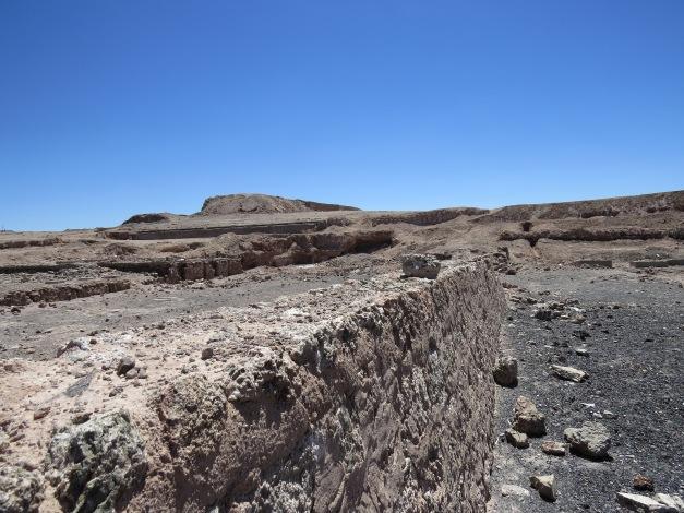 Ruinas de Britania, Chile