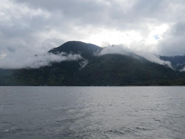 Carreter Austral, Chile