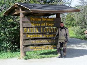 Ushuaia, Tierra del Fuego , Patagonia