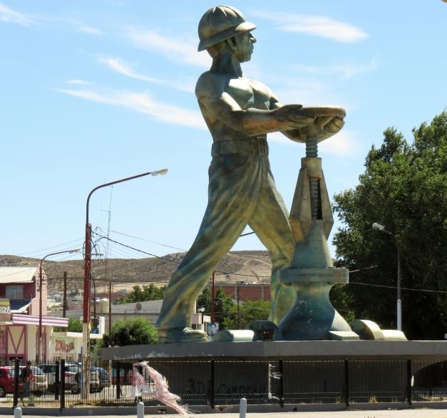Puerto San Julián - Comodoro Rivadavia, Argentina
