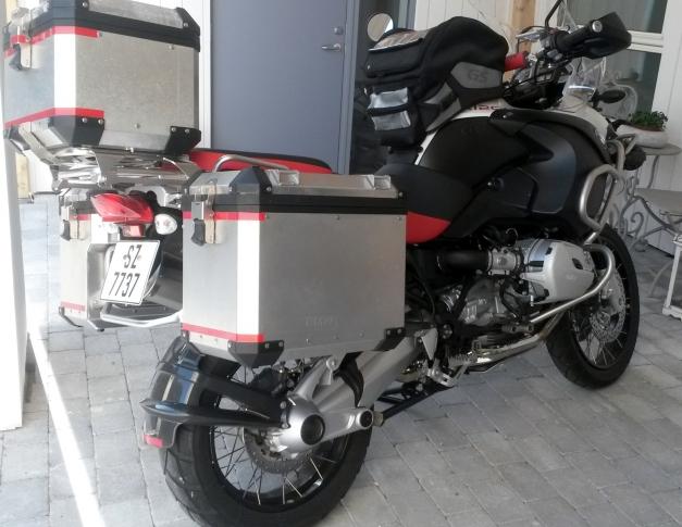 BMW R1200GSA