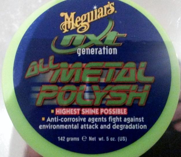Meguiars Metal Polysh