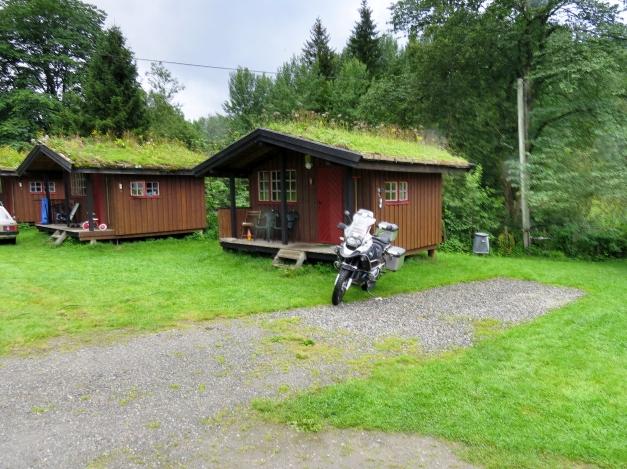 Tistel Camping og Feriehytter