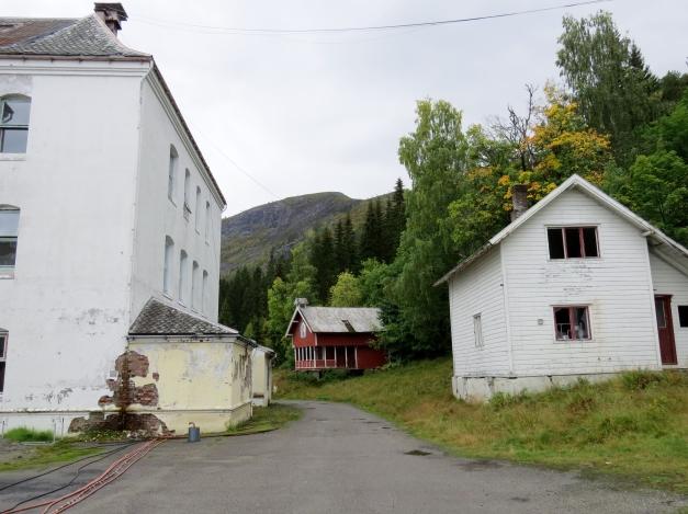 Harastølen / Luster sanatorium