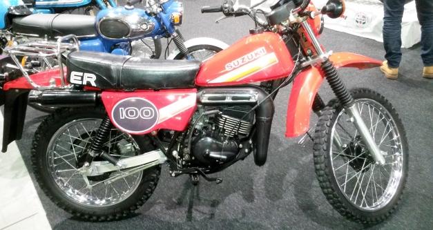 Suzuki ER100