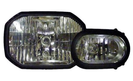 BMW F800GS Headlight