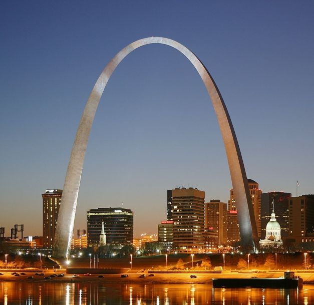 St Louis The Gateway Arch