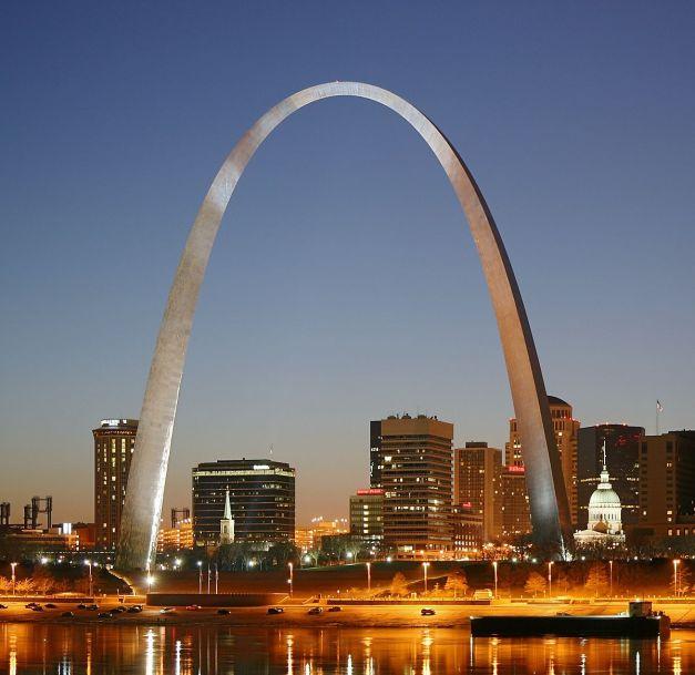 St Louis TheGateway Arch