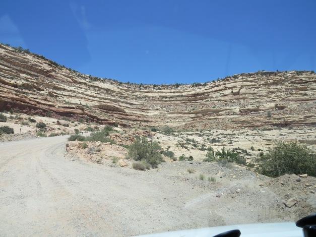 Hwy 261 Mokee Dugway, Utah