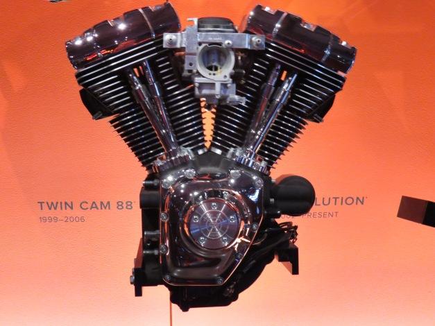 Harley Davidson Twin Cam 88