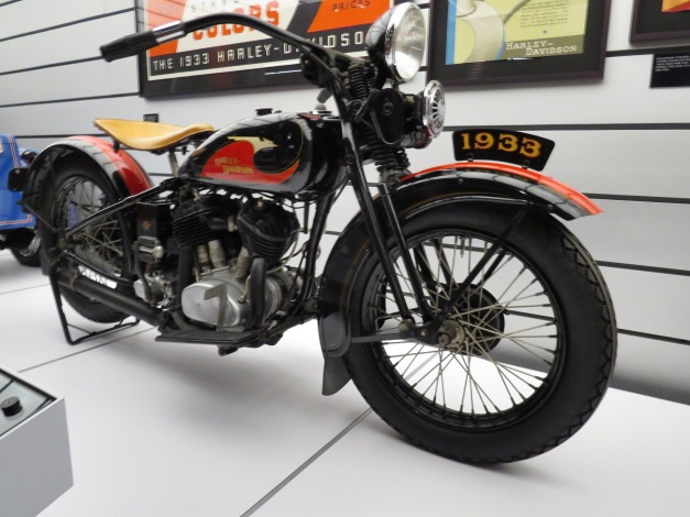 Harley Davidson 1933