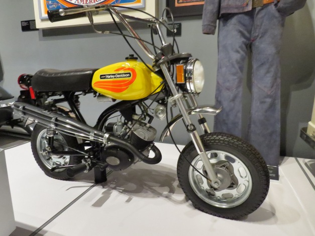 1972 Harley Davidson MC -65 Shortster