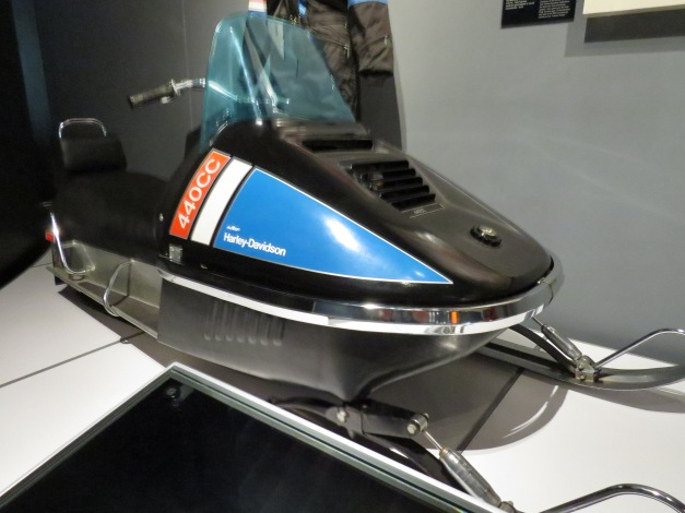 1974 Y-440 Snowmobile Parallel Two Cycle Twin