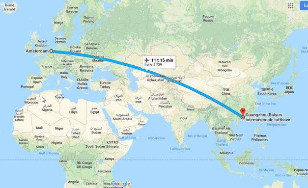 Nederland - China