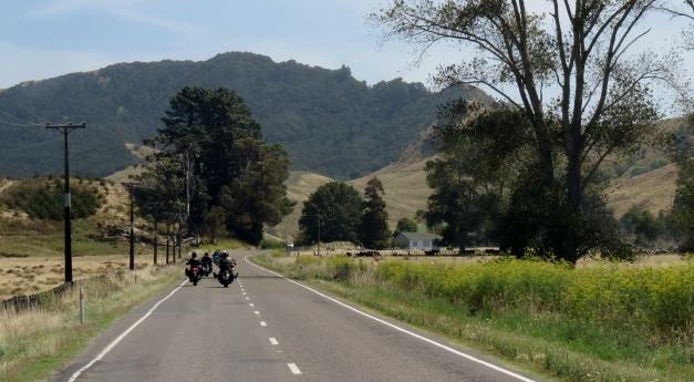 Fra Whakatane til Gisborne