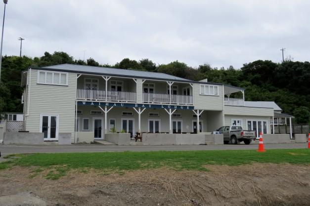 Waihau Bay Lodge