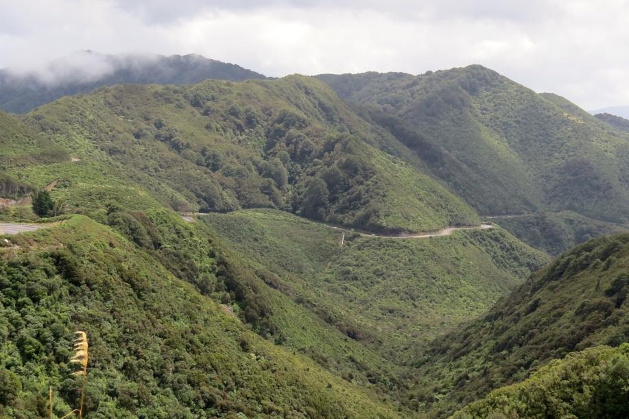 Rimutaka Hill Road