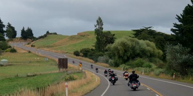 Fra Napier til Wellington