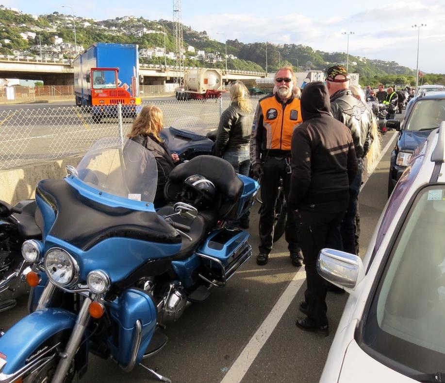 Fra Wellington til Murchison