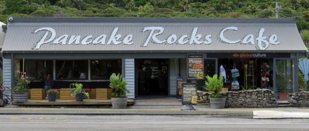 Punakaiki Pancake Rocks and Blowholes