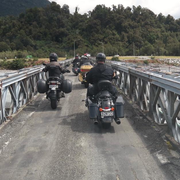 Fra Murchison til Fox Glacier