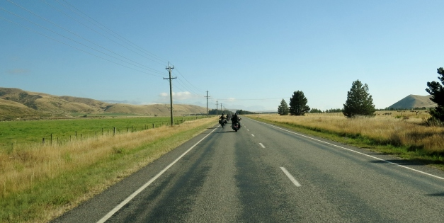 Fra Oamaru til Christchurch