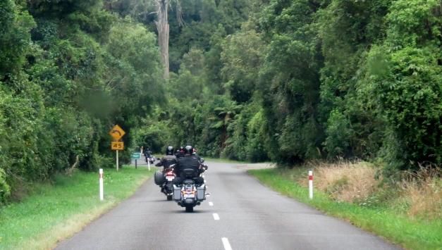 Fra Picton til Ohakune