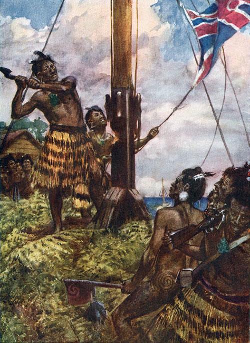 Invasion of the Waikato